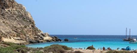 Lampedusa Cala Pulcino E1471817715928