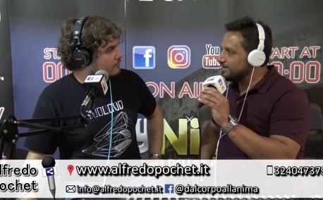 Alfredo Pochet A Radio Radio