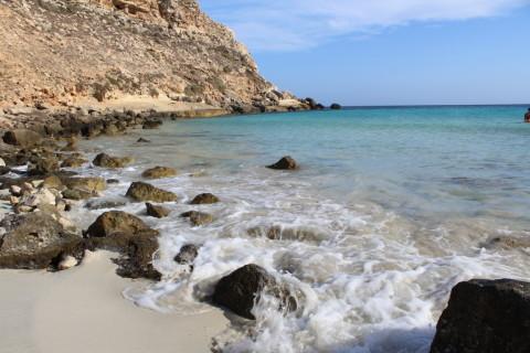 Acque di Lampedusa